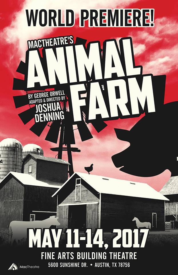 Animal Farm by McCallum Fine Arts Academy
