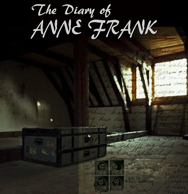 The Diary of Anne Frank by Cultural Activities Center (CAC)