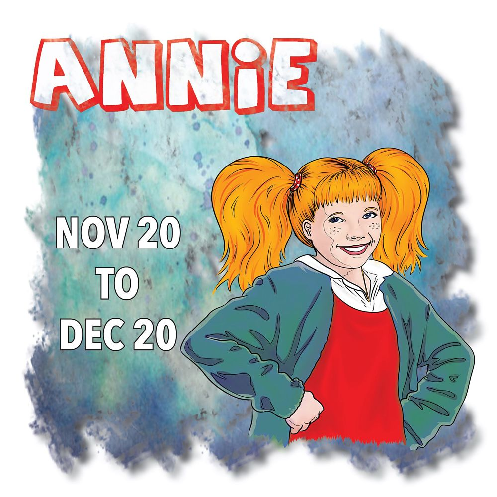 Annie, the musical by The Public Theater