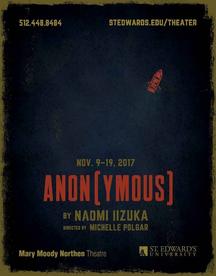 ANON(ymous) by Mary Moody Northen Theatre