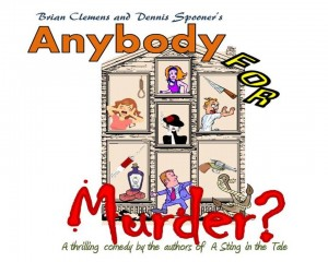 Anybody for Murder? by Way Off Broadway Community Players