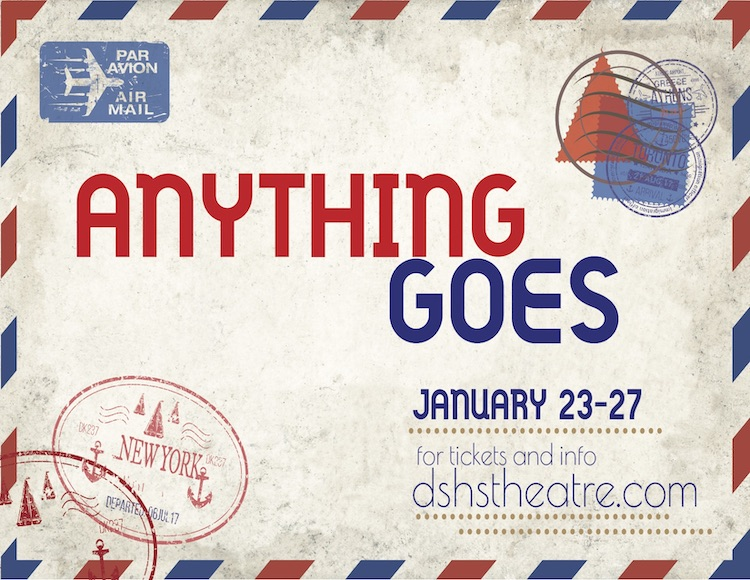 Anything Goes by Dripping Springs High School Theatre