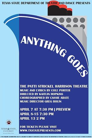 Anything Goes by Texas State University