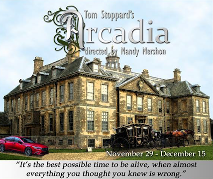 Arcadia by StageCenter Community Theatre