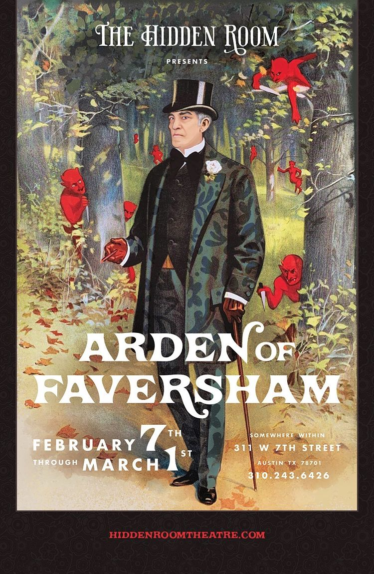 Arden of Faversham by Hidden Room Theatre
