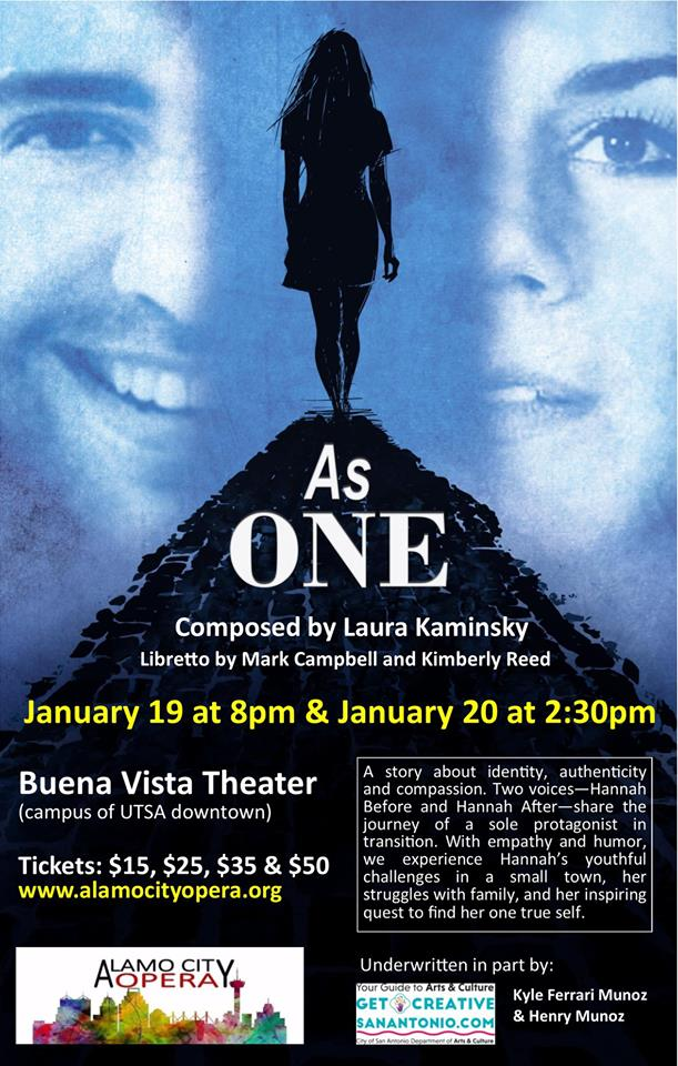 As One by Alamo City Opera