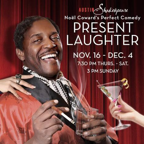 Present Laughter by Austin Shakespeare