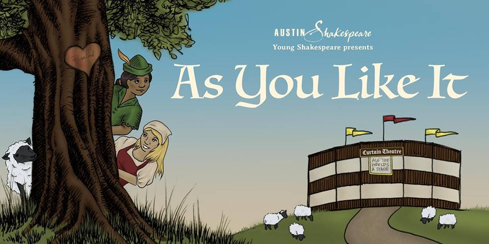 As You Like It by Young Shakespeare Troupe
