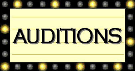 Auditions for upcoming season, by Bastrop Opera House