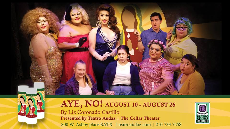Aye, No! by Playhouse San Antonio