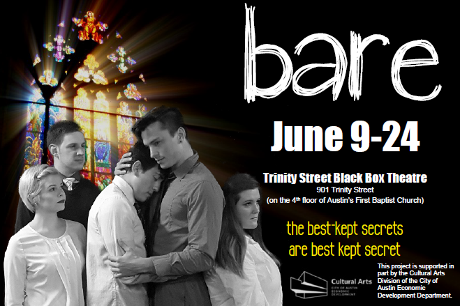 BARE - a pop opera by Austin Theatre Project