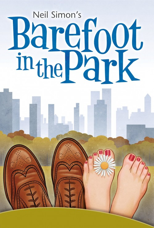 Auditions for Barefoot in the Park, by The Harlequin