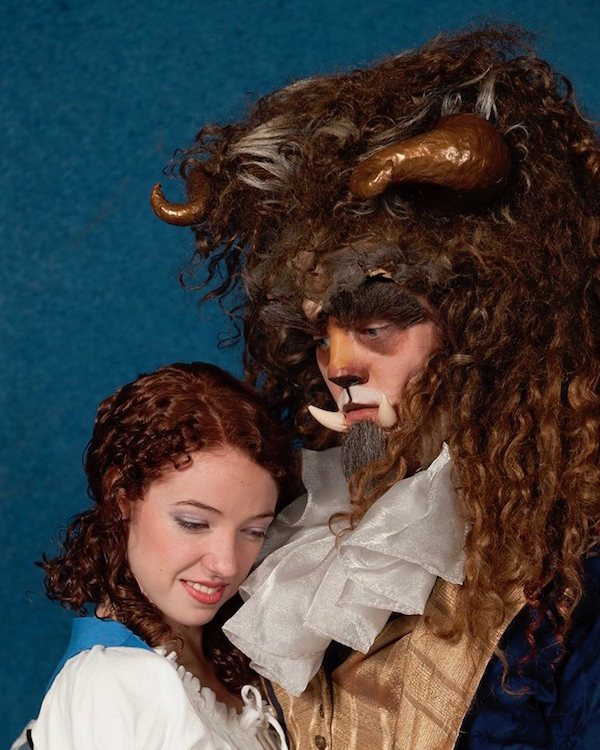 Beauty and the Beast by Fredericksburg Theater Company