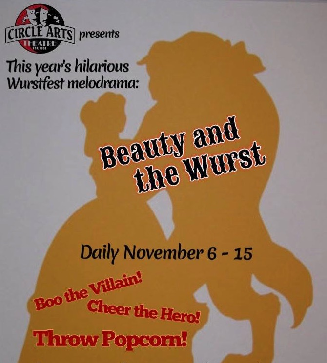 Beauty and the Wurst by Circle Arts Theatre