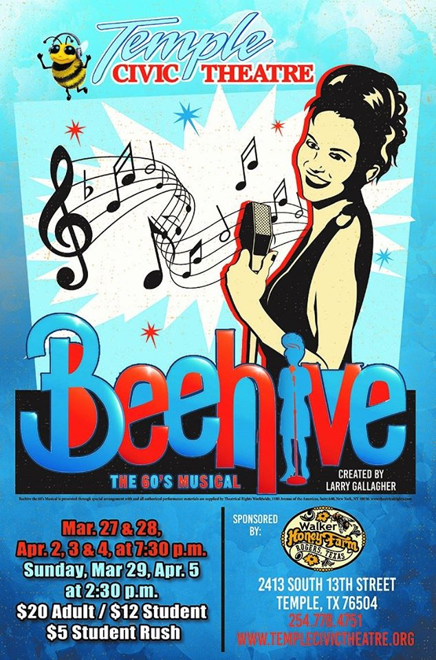 Beehive by Temple Civic Theatre