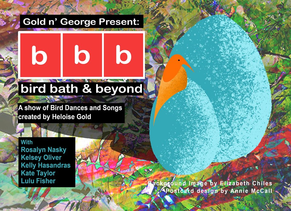 Bird Bath and Beyond by Natalie George Productions