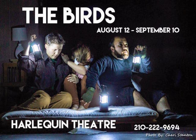 The Birds by The Harlequin