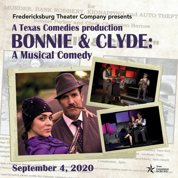 Bonnie and Clyde: A Musical Comedy by Texas Comedies