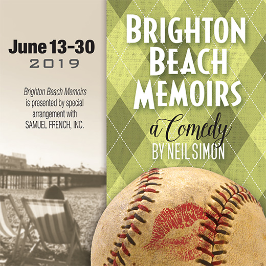Brighton Beach Memoirs by Unity Theatre