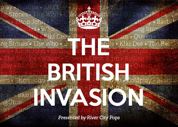 The British Invasion by River City Pops