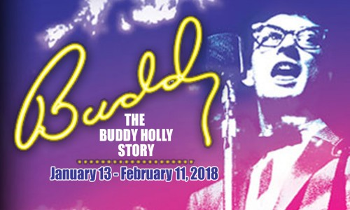 Buddy! The Buddy Holly Story by Roxie Theatre Company