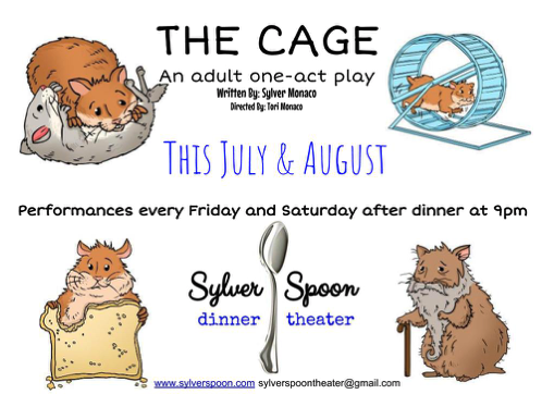 The Cage by Sylver Spoon Dinner Theatre