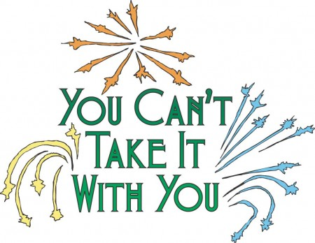 You Can T Take It With You By Classic Theatre Of San