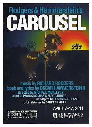 Carousel by Mary Moody Northen Theatre