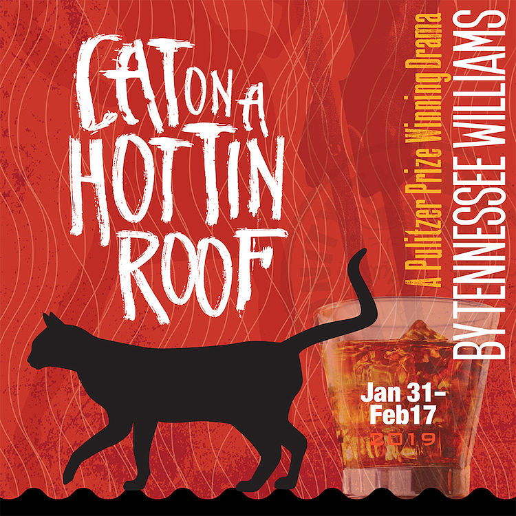 Cat on a Hot Tin Roof by Unity Theatre