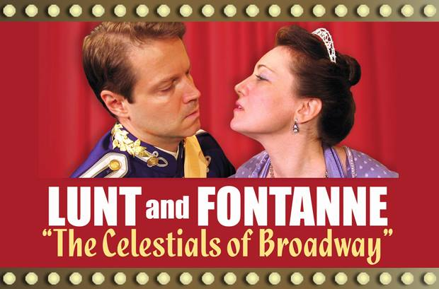 Lunt and Fontanne: The Celestials of Broadway by Classic Theatre of San Antonio
