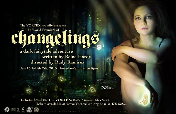 Changelings by Vortex Repertory Theatre