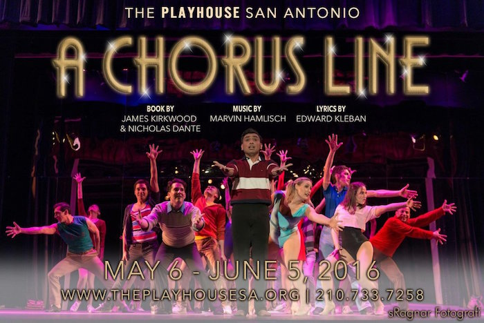 A Chorus Line by Playhouse San Antonio