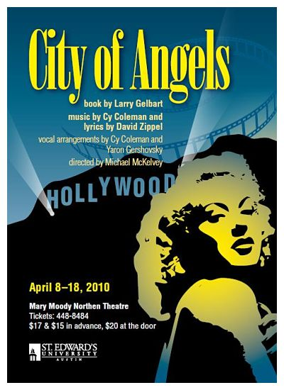 City of Angels by Mary Moody Northen Theatre