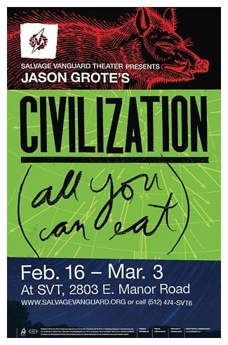 Civilization (All You Can Eat) by Salvage Vanguard Theater