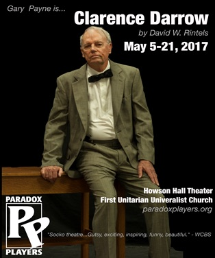 Clarence Darrow by Paradox Players