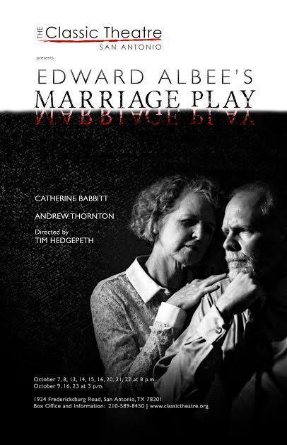 Marriage Play by Classic Theatre of San Antonio