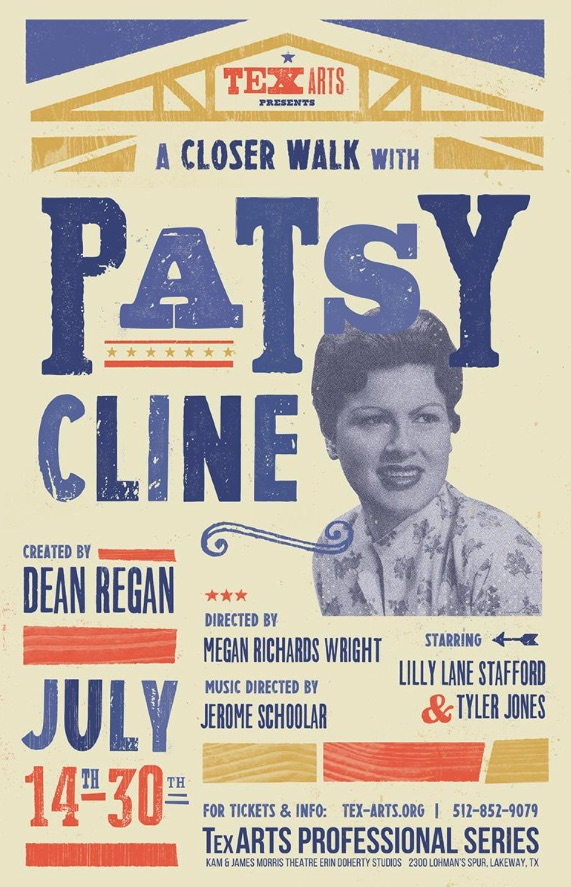 A Closer Walk with Patsy Cline by Tex-Arts