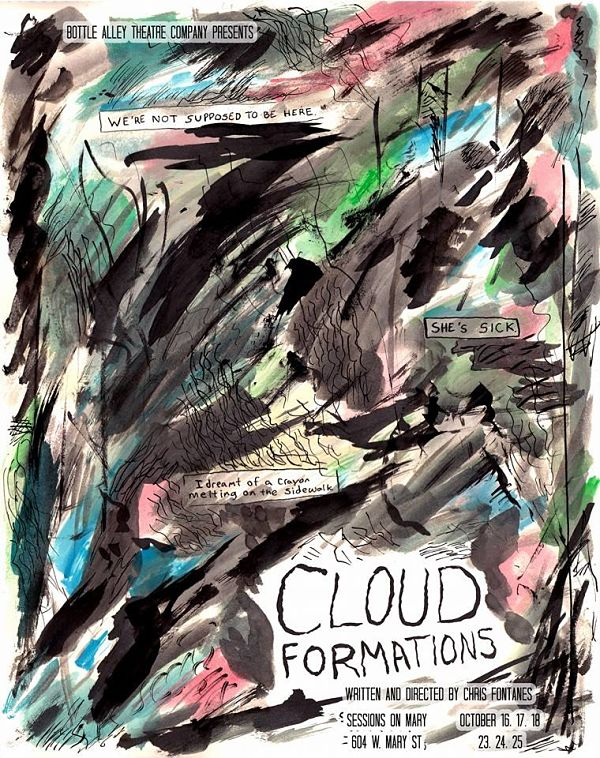 Cloud Formations by Bottle Alley Theatre Company