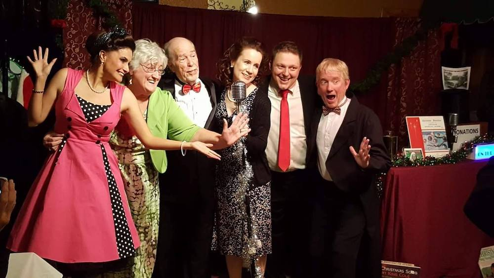 Merry Christmas, George Bailey! by Company Theatre