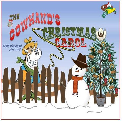 The Cowhand's Christmas Carol by Way Off Broadway Community Players
