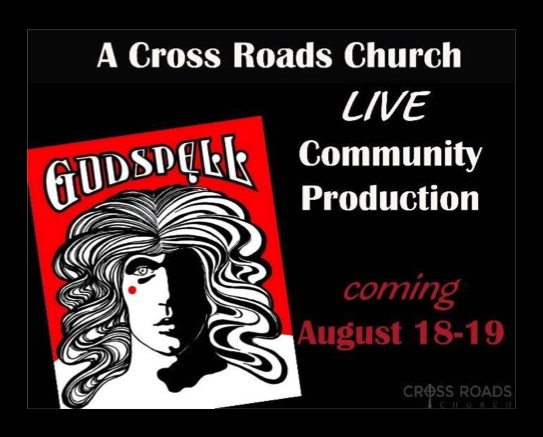Auditions for Godspell, by Crossroads Church