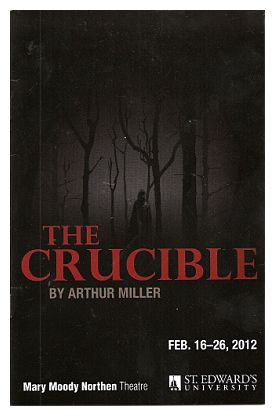 The Crucible by Mary Moody Northen Theatre