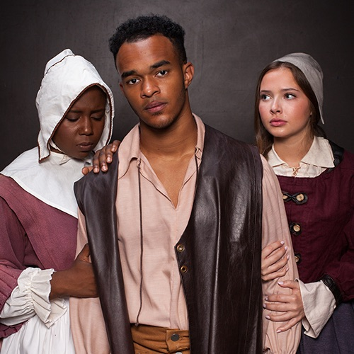 The Crucible by University of Texas Theatre & Dance