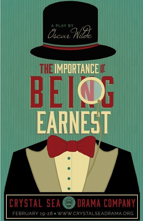 The Importance of Being Earnest by Crystal Sea Drama Company
