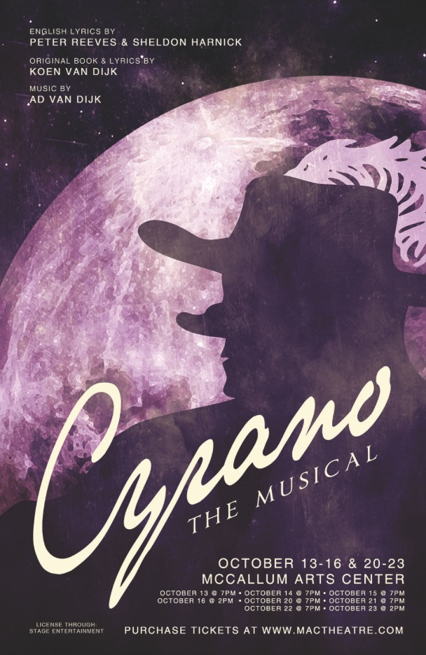 Cyrano, the musical by McCallum Fine Arts Academy