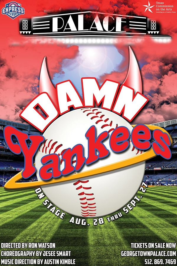 Damn Yankees by Georgetown Palace Theatre
