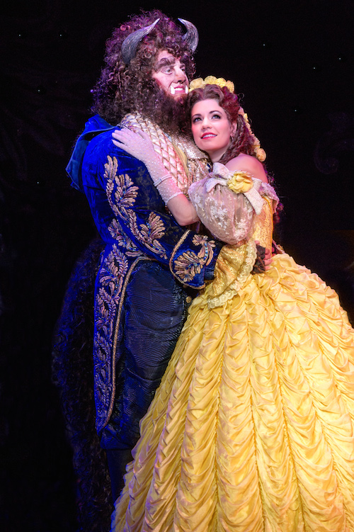 Beauty and the Beast by touring company
