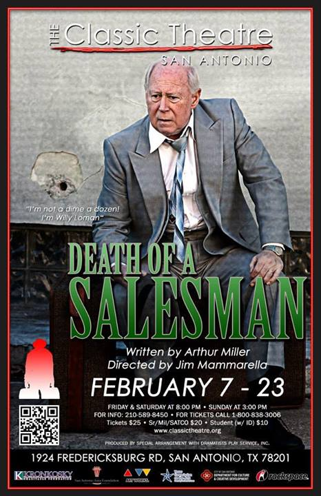 Death of a Salesman by Classic Theatre of San Antonio