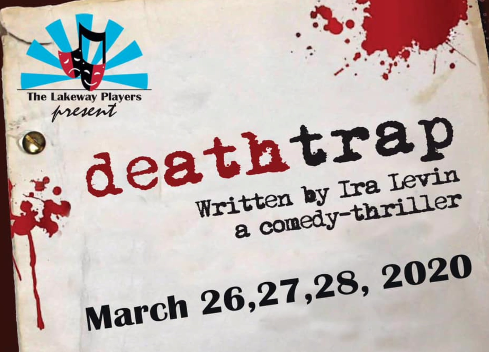 Deathtrap by Lakeway Players