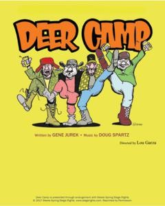 Deer Camp by S.T.A.G.E.